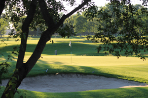 The Country Club of Sioux Falls Championship Golf Course in South Dakota