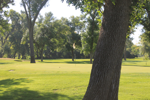 The Country Club of Sioux Falls Executive Golf Course in South Dakota